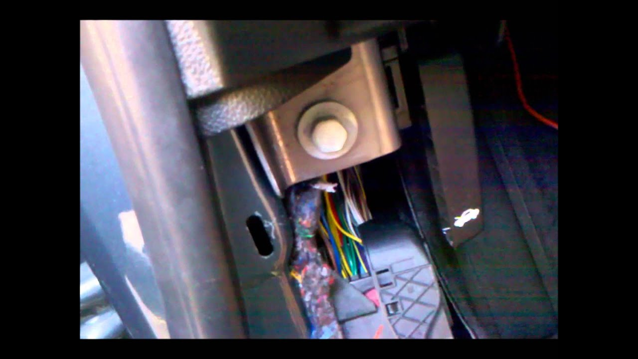2000 chevy blazer stock radio wiring diagram roller door key switch how to install amp and subwoofer 2014 malibu ...