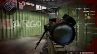WarFace PVP играю за снайпера...