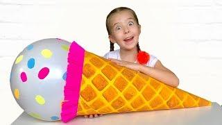 Маша продавец мороженного и другие веселые истории