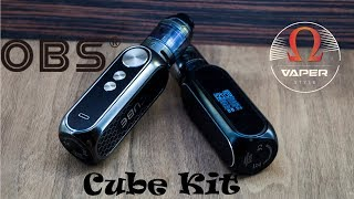 oBS Cube Kit Review  Убийца iJust 3 Обзор