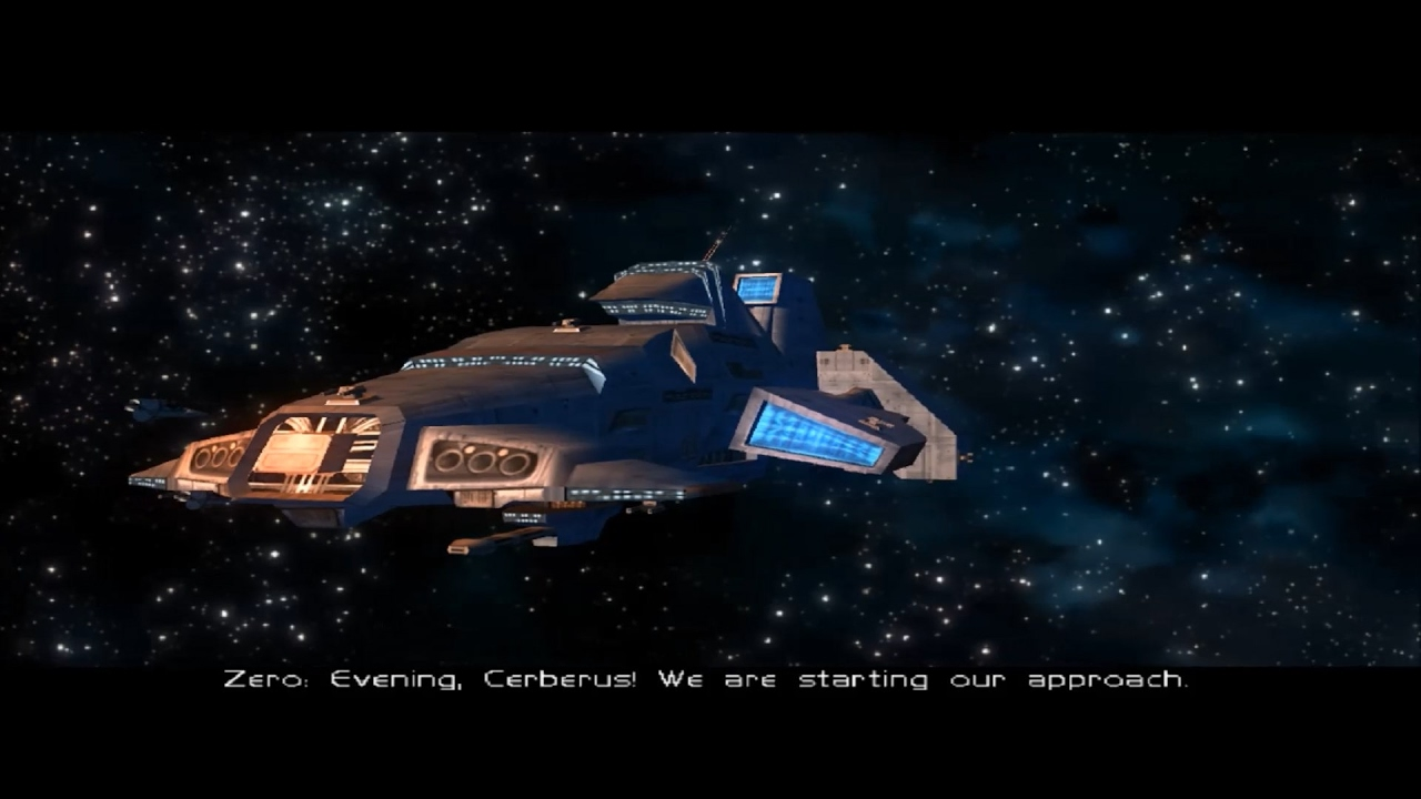 Wing Commander Secret Ops Intro Cinematic Youtube