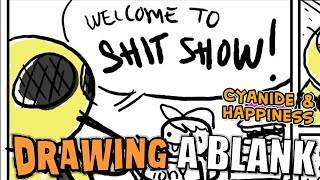 Cyanide & Happiness - Drawing a Blank Ep. 10 - Snail Warnins #1