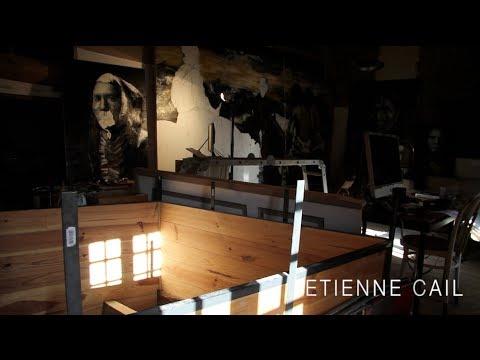 Dans l'atelier de ... Etienne Cail