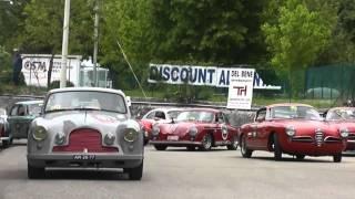 Ingorgo alla Mille Miglia 2012