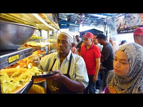 Line Clear Nasi Kandar Penang : Best In The World !