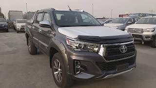 Toyota Hilux Revolution TRD Edition 2.8L Diesel Automatic 4x4 2018 Model