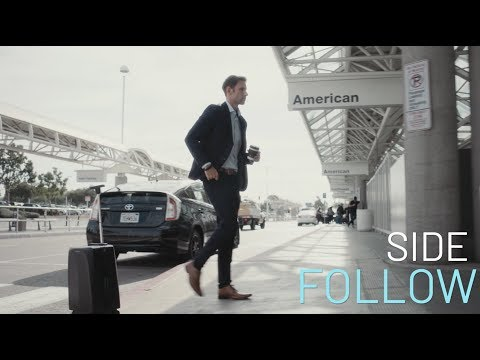 Introducing Ovis by ForwardX, the World's First Vision-Powered Side-Follow Suitcase