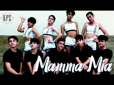 KARA(카라)- 맘마미아 (Mamma Mia) Dance Cover by KPZ