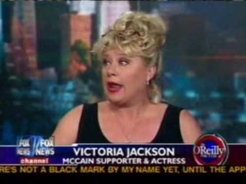 Victoria Jackson  He's A Communist