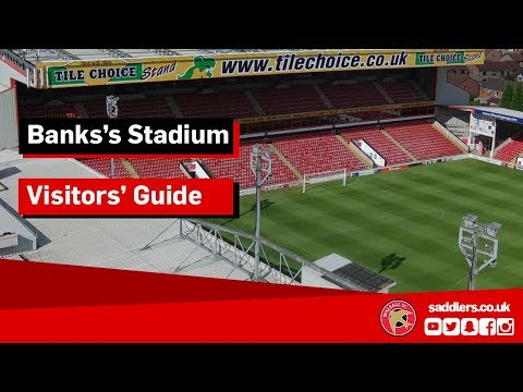 WELCOME TO WALSALL FOOTBALL CLUB | Visitors' guide to the Banks's Stadium