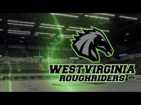 West Virginia Roughriders Playoff Jumbotron Intro
