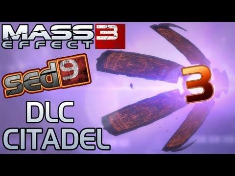 ME3 DLC Citadel #3 - Еще пару стен диалогов, вот это казино!