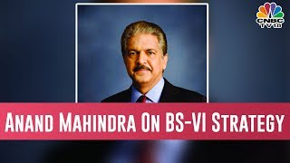 'Industry Will See Turnaround In 6-Months' , Anand Mahindra, Chairman, Mahindra Group @ #Davos2019