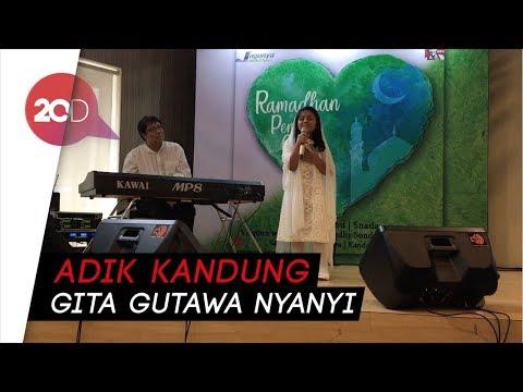 Perkenalkan! Ini Lagu Religi Pertama Aura Gutawa