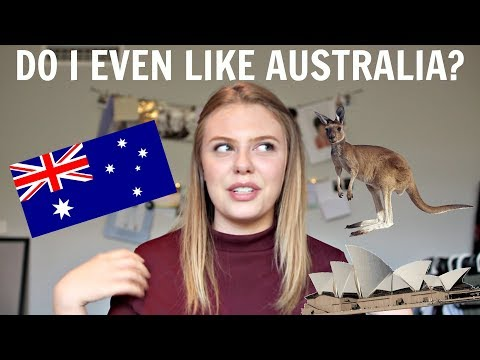 What is so Good About Australia?