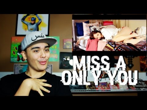 miss A - Only You MV Reaction