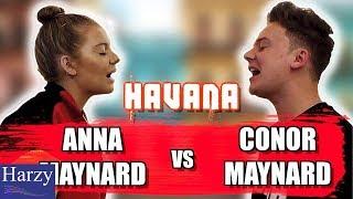 Camila Cabello - Havana (SING OFF Conor Maynard vs. Little Sister) [1 Hour Version]