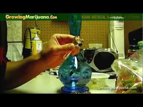 Power Skunk Medical Marijuana Strain - Smoking Weed