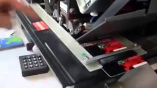 Печать голограмм на картах - БелПолКард(, 2015-04-09T13:45:00.000Z)
