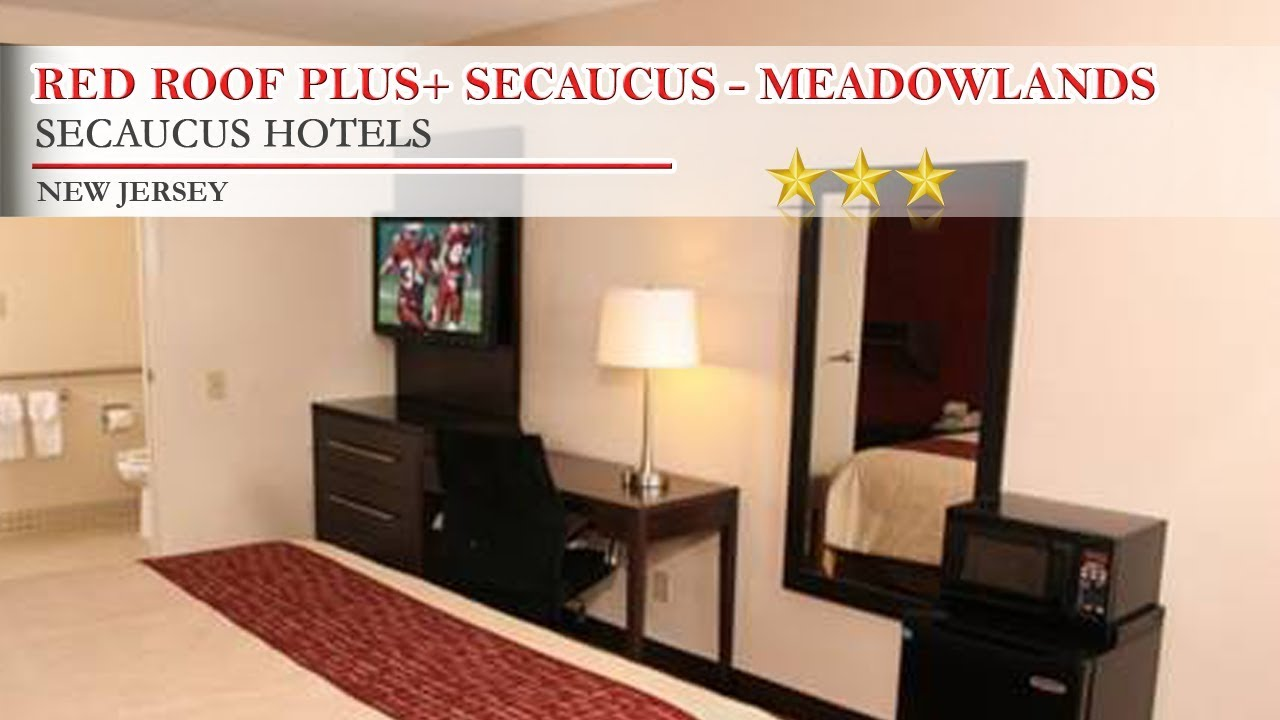 Red Roof PLUS+ Secaucus   Meadowlands   Secaucus Hotels, New Jersey