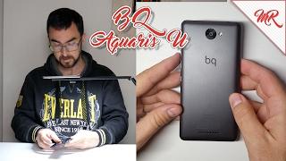 BQ Aquaris U ◊ Unboxing en Español ◊ Marcos Reviews
