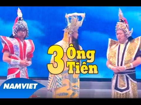 Tiểu Phẩm Hài 3 Ông Tiên (Chí Tài, Hứa Minh Đạt, Nhật Cường) – LiveShow Nàng Tiên Ngổ Ngáo