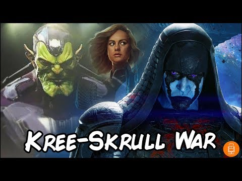 Why The Kree Skrull War is a Part of Captain Marvel & Why it's Important