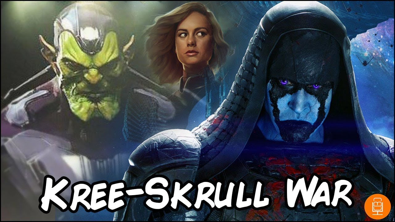 Why The Kree Skrull War Is A Part Of Captain Marvel Why Its