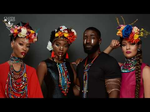 Cloth & Cord Spring 2018 Collection | Ankara Jewelry | African Jewelry & Fashion | Wearable Art