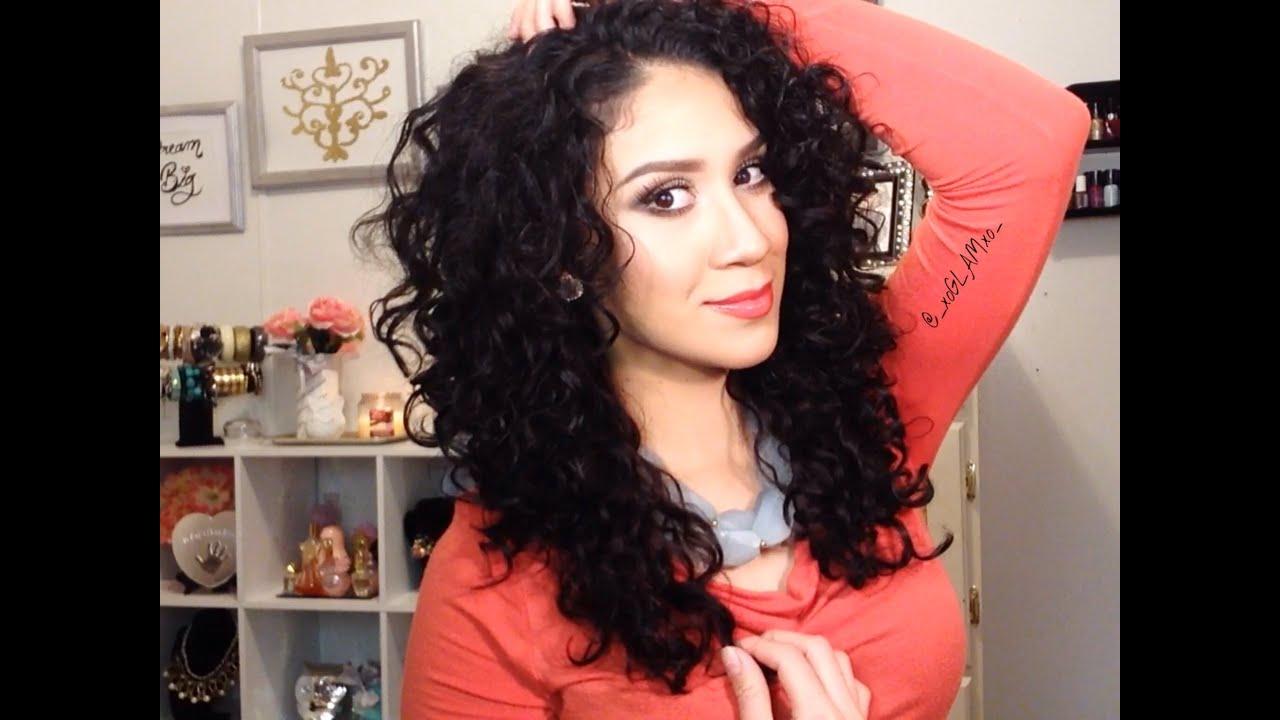 Como cuidar el cabello rizado corto