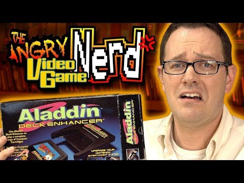 AVGN — Aladdin Deck Enhancer — Rus-Reploid