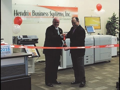 Hendrix Business Systems Grand Re-Opening - Uptown Charlotte 2018
