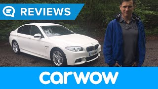 BMW 5 Series Saloon 2010-2016 (F10) review | Mat Watson Reviews