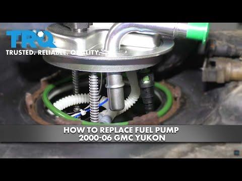 How to Replace Fuel Pump 2000-06 GMC Yukon