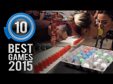 Minute to Win It: The 10 Best Games of 2015