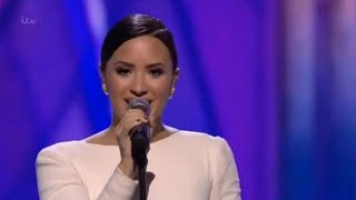 Demi Lovato - Let It Go (Live at The Royal Variety Performance 2014)