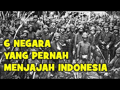 Inilah 6 Negara Yang Dulu Pernah Menjajah Indonesia