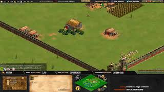 Age of empires II - GAME 2 - WolfSilver vs Kedaxx - BATTLE POUR LE TITRE