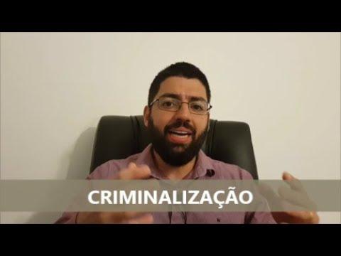 Criminalização primária e secundária