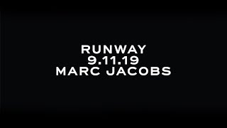 RUNWAY SPRING 2020 MARC JACOBS
