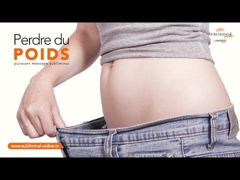 Perdre du poids | Message subliminal | Affirmations positives  | Subliminal Online
