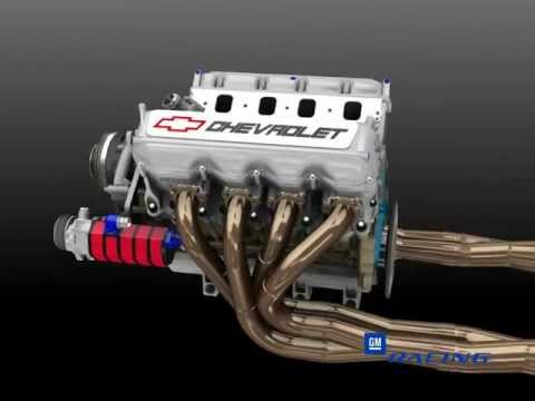 GM Racing R07 Engine Assembly - YouTube