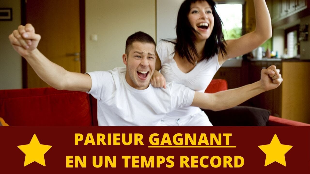 ⚡ Devenir un parieur gagnant en un temps record ⚡