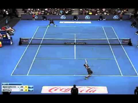 [HD] Murray vs  Cilic Full Highlights International Premier Tennis League