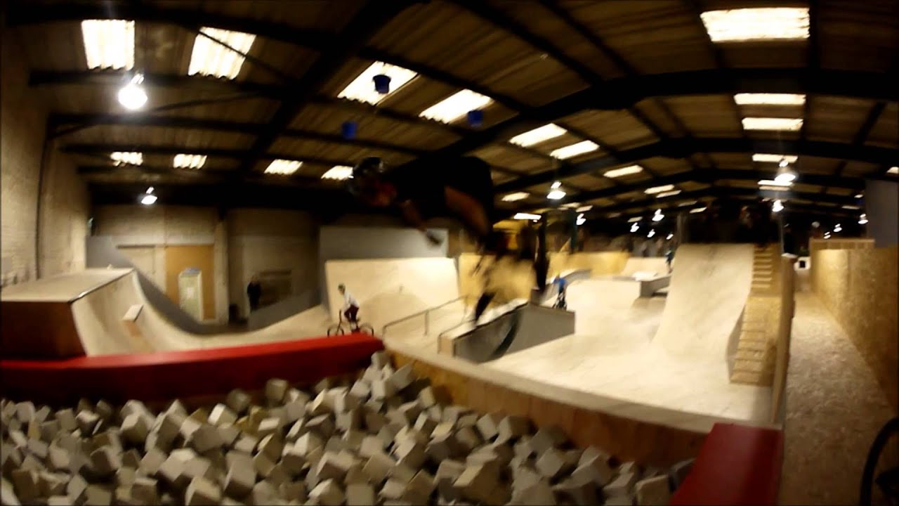 Prevail Skate House Clean Backflip Tom Davies Youtube
