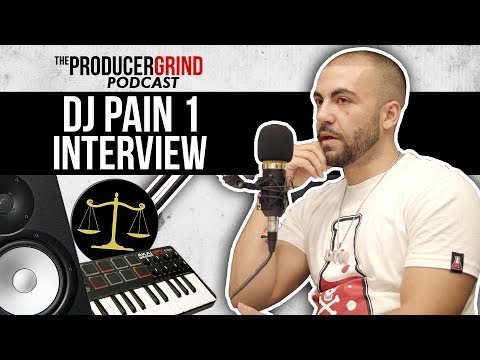 DJ Pain 1 Talks Getting Your First Placement, Producer Mistakes, Selling Beats Online + More