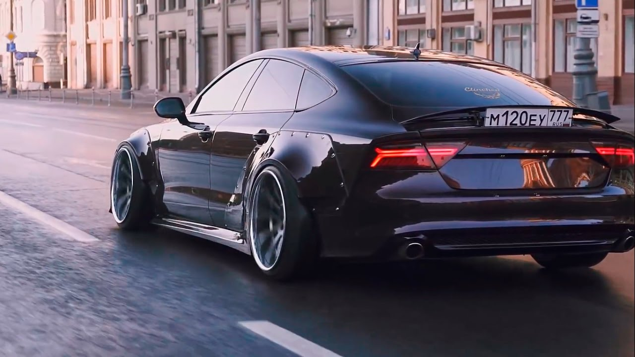 Audi A7 Stance Power Wheels Youtube