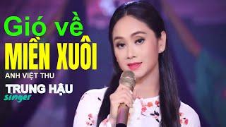 Gió Về Miền Xuôi | ca sỹ Trung Hậu | Music Video
