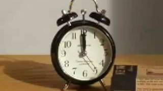 Newgate Covent Garden Small Alarm Clock From Www.handsandface.com