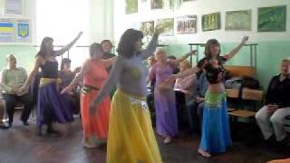 Танец живота-восток